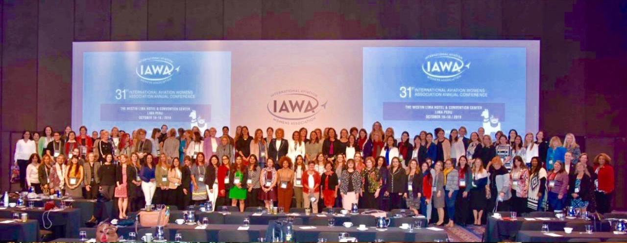 INTERNATIONAL AVIATION WOMENS ASSOCIATION's (IAWA) 31st Annual Conference