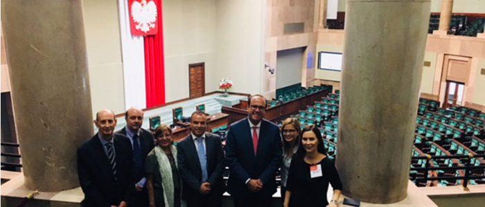 Augusta Abogados participa en un Legal Link organizado por el ICAB en Varsovia del 19 al 21 de septiembre