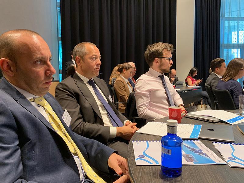 """AUGUSTA ABOGADOS participa en el """"EALA Liability Seminar 2019"""""""