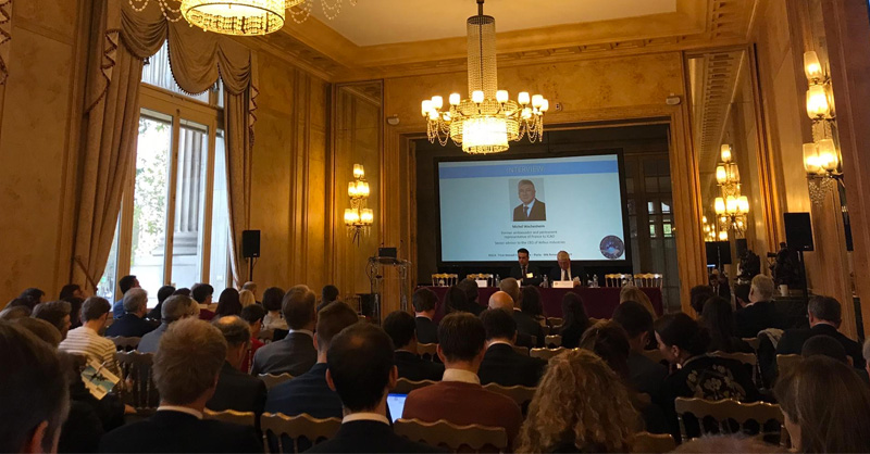 31ª Conferencia Anual de la EALA (European Air Law Association)
