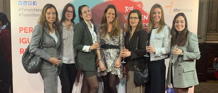 3er Women Business & Justice European Forum- Cóctel-Networking (Barcelona 19/02/2020)