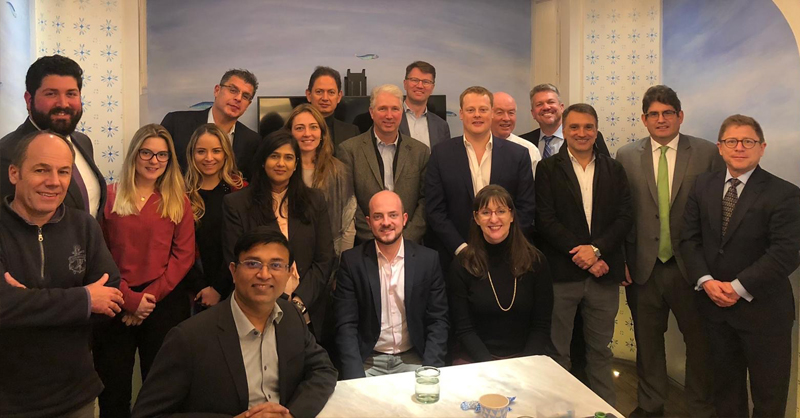 Team L2B-Aviation-annual-meeting-in-New-York